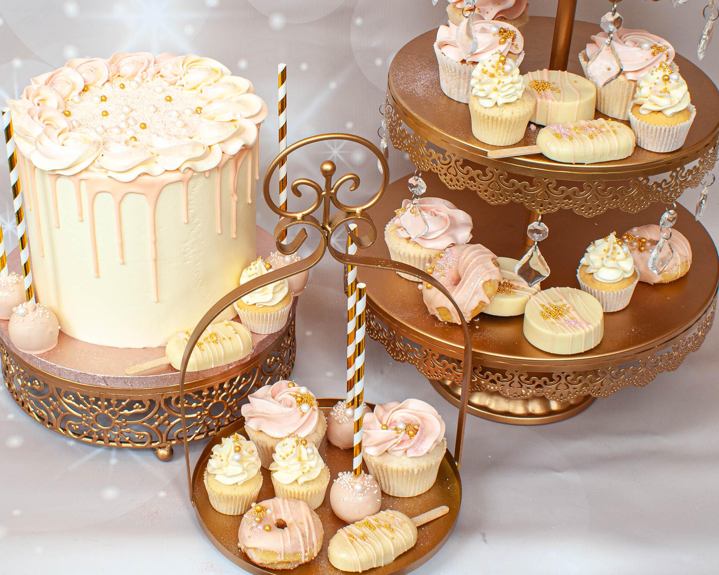 Sweet Table Box De Mooiste En Lekkerste Taarten Taarten Van Linn